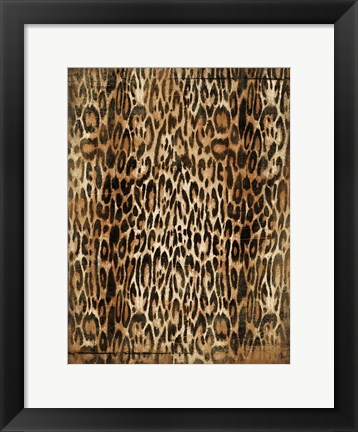 Framed Animal Print 1 Print