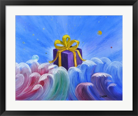 Framed Gifts from God Print