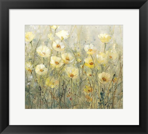 Framed Summer in Bloom I Print
