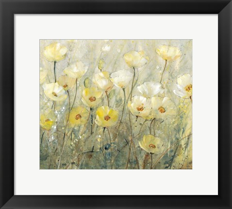 Framed Summer in Bloom II Print
