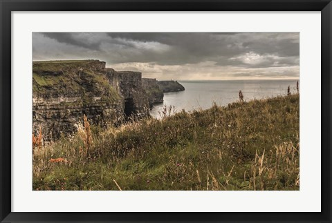Framed Ireland in Color II Print