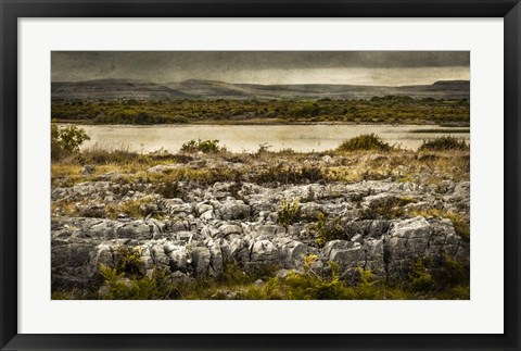 Framed Ireland in Color VI Print
