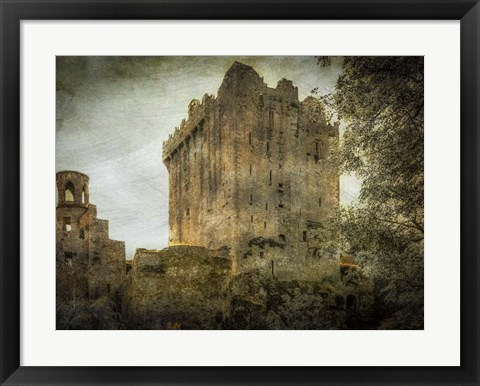 Framed Ireland in Color IX Print