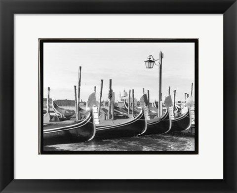 Framed Glimpses, Grand Canal, Venice I Print
