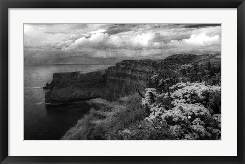 Framed Views of Ireland I Print