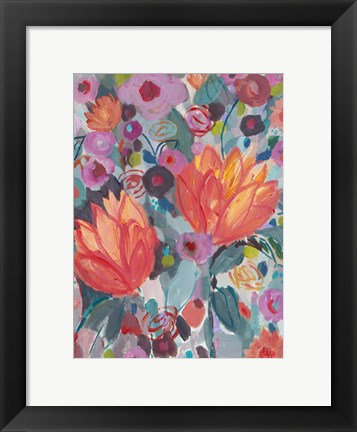 Framed Inhalation Print