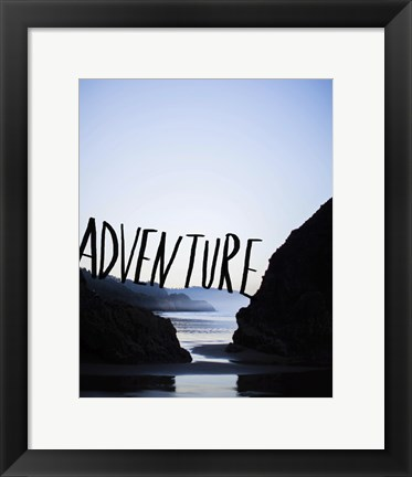 Framed Adventure (Arcadia) Print