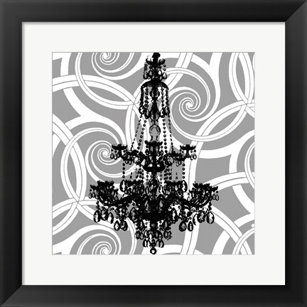 Framed Luxury Print