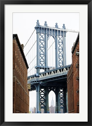 Framed Dumbo View Print