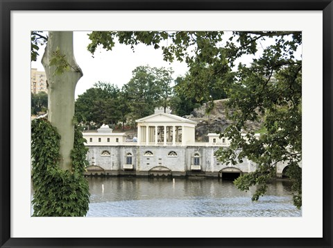 Framed Waterworks Print