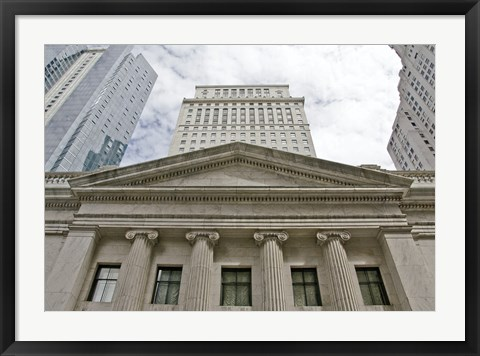 Framed Classic Architecture Print