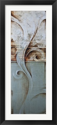 Framed Mozart Sounds Print