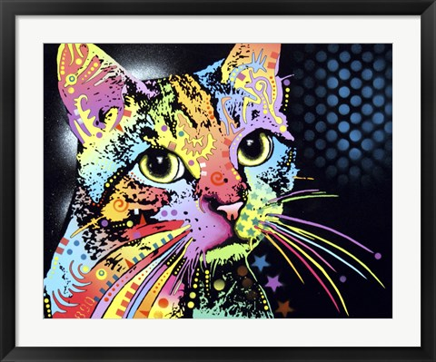 Framed Catillac New Print