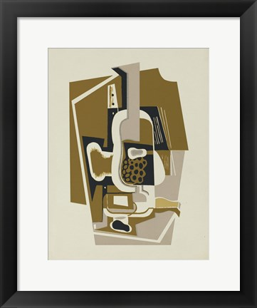 Framed Still Life, 1922 Print