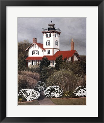 Framed Hereford Inlet Print
