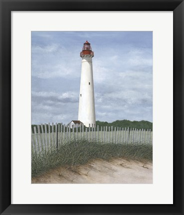 Framed Cape May Print
