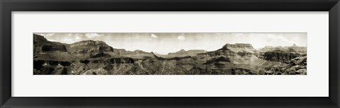 Framed Grand Canyon 1909 Print