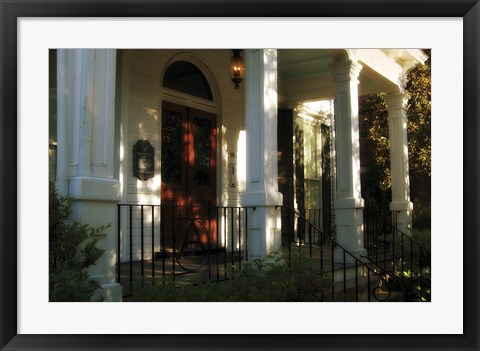 Framed Architecture 4 Print