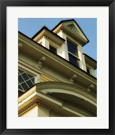 Framed Architecture 5 Print
