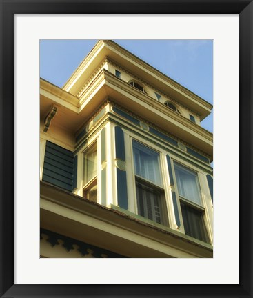 Framed Architecture 7 Print