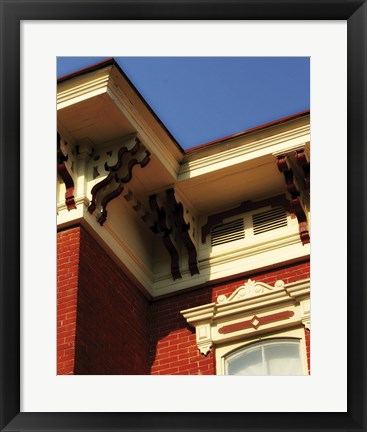 Framed Architecture 8 Print