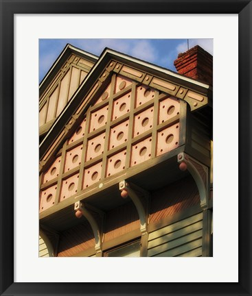 Framed Architecture 10 Print