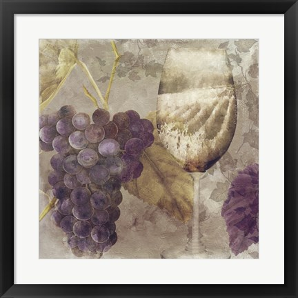 Framed Tuscany Dreams I Print