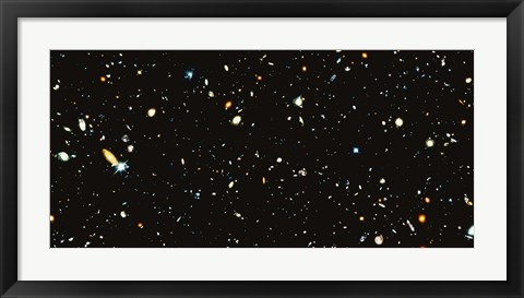 Framed Deep Space Print