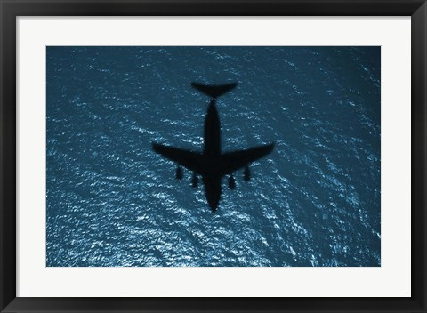 Framed Military Aircraft Print