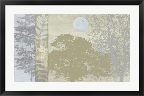 Framed Tree Language II Print