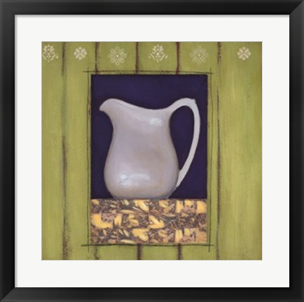 Framed Country Cupboard One Print