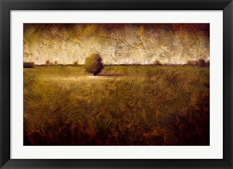 Framed Evergreen III Print