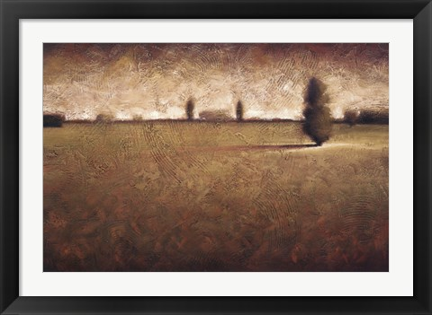 Framed Evergreen IV Print