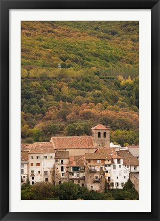 Framed Bejar, Spain Print