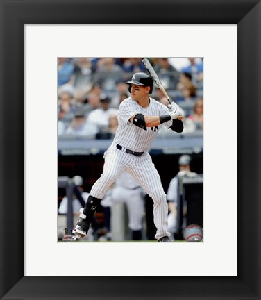 Framed Jacoby Ellsbury 2015 Action Print