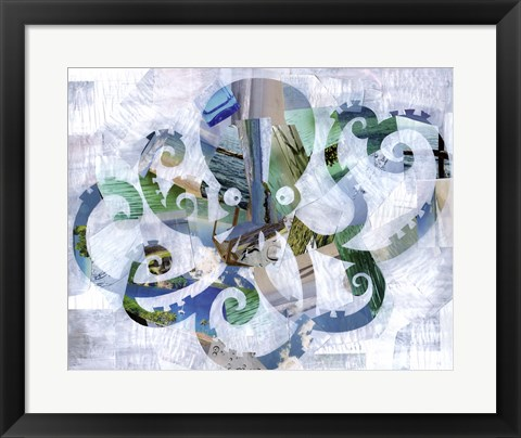 Framed Octopus Print