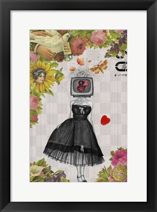 Framed Candy Print