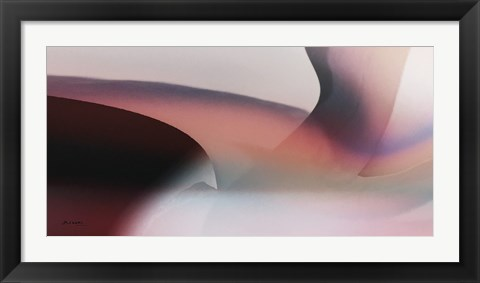 Framed Movement 1 Print