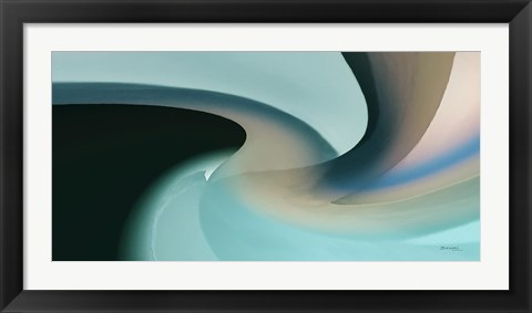 Framed Movement 2 Print