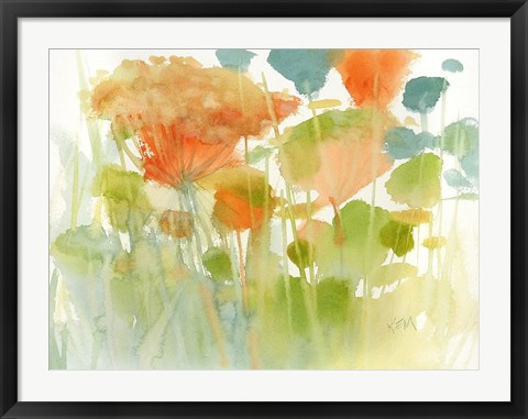 Framed Summer Profusion Print