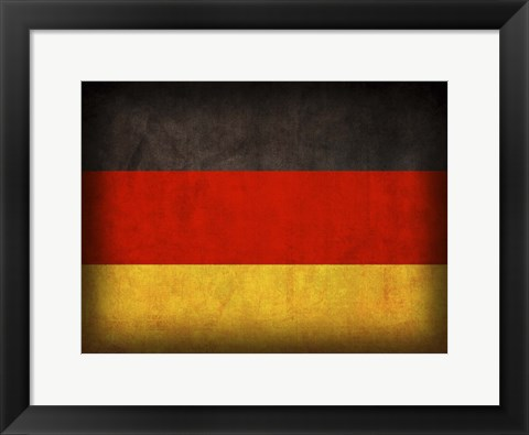 Framed Germany Print