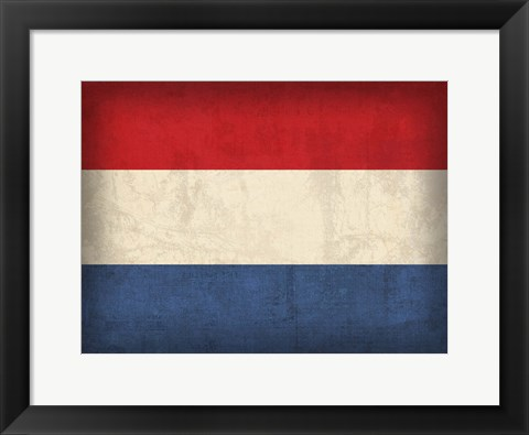 Framed Netherlands Print