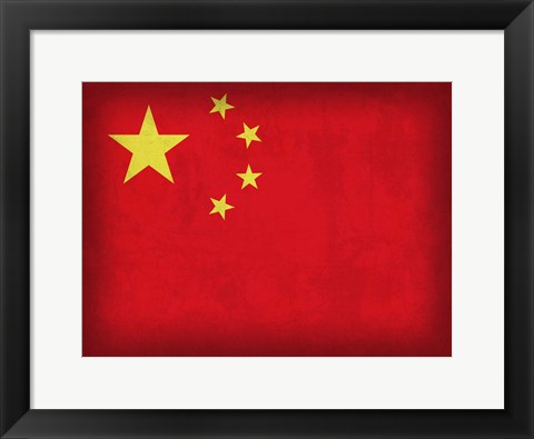 Framed China Print