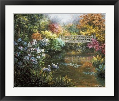 Framed Treasury Of Splendor Print
