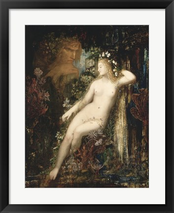 Framed Galatea Print