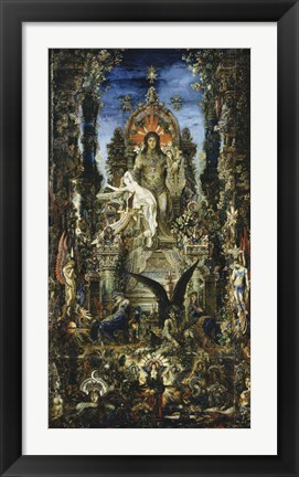 jupiter and semele Exploring the symbolist artist gustave moreau, with information about his painting jupiter and semele, and recommended art books.