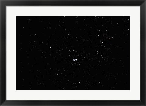 Framed Bright Constellation Print