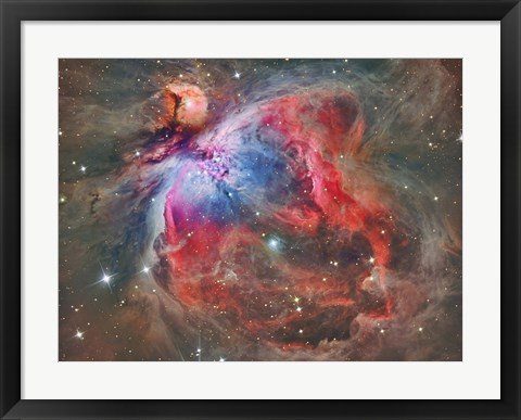 Framed Orion Nebula IV Print