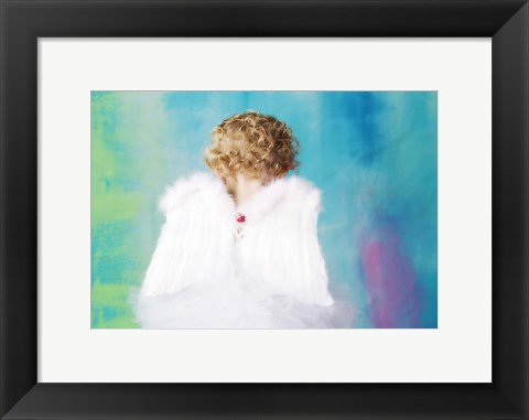 Framed Hancy Michelle II Print