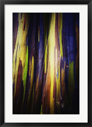 Framed Abstract 12 Print